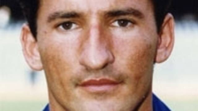 Photo of Aitor Begiristain as a player
