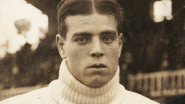 1919. Ricardo Zamora, Legendary Goalkeeper