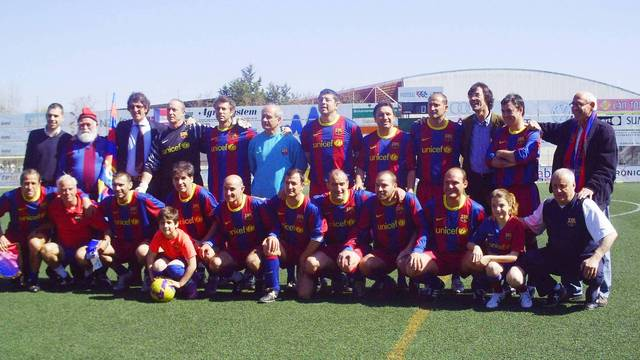 Barça Players Group