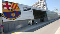CE Joan Gamper - Entrada