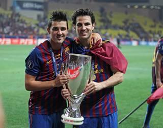 Supercopa Europa 2011. FOTO: MIGUEL RUIZ - FCB