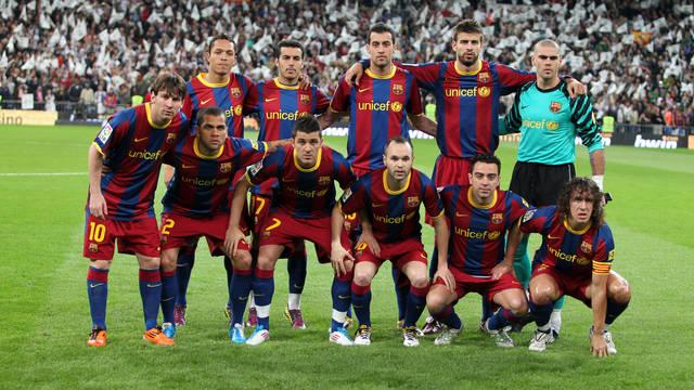Temporada 2010-11 Madrid-Barça (1-1) / FOTO: MIGUEL RUIZ - FCB