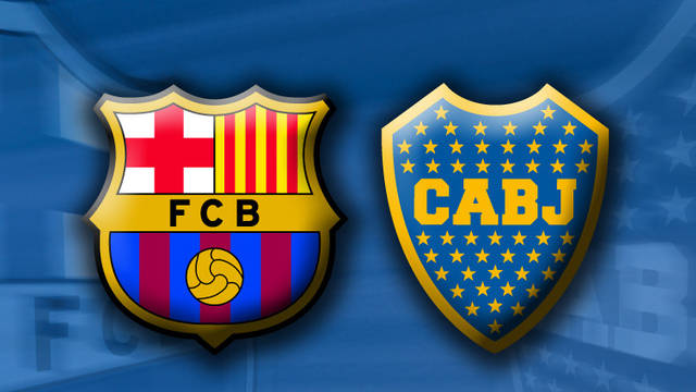 barcelona vs boca juniors - photo #8