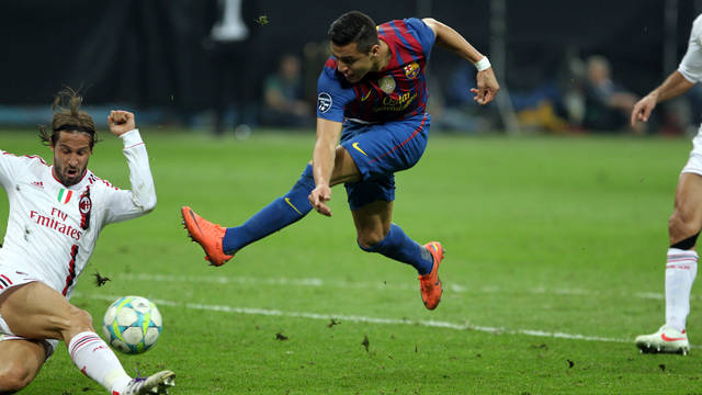 Alexis/ PHOTO: MIGUEL RUIZ - FCB