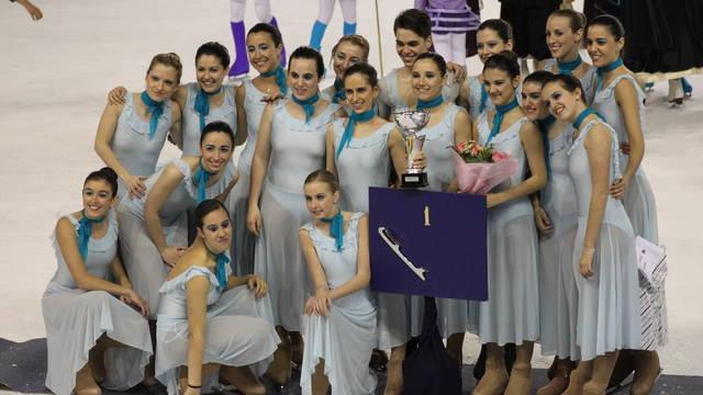 El ballet blaugrana, campió a França. Foto:FCB