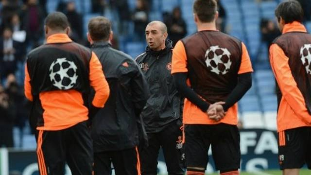 Di Matteo. PHOTO: chelseafc.com
