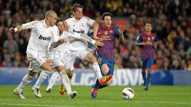 رئال بارسلونا