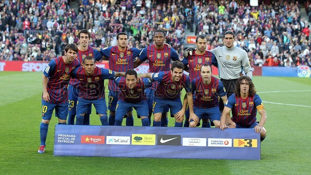 FC Barcelona - Málaga (2/05/2012) / PHOTO: MIGUEL RUIZ - FCB