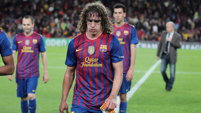 Carles Puyol / PHOTO: MIGUEL RUIZ-FCB.