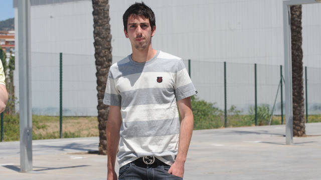Isaac Cuenca, out of action for three to four months/ PHOTO: ARXIU FCB