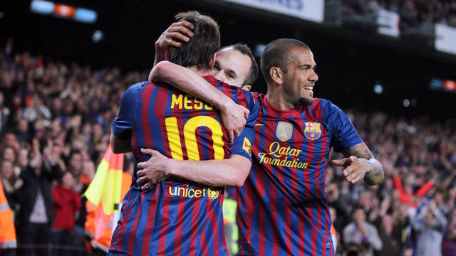 FC Barcelona to receive the Fair Play award on July 10 / PHOTO: ARXIU FCB