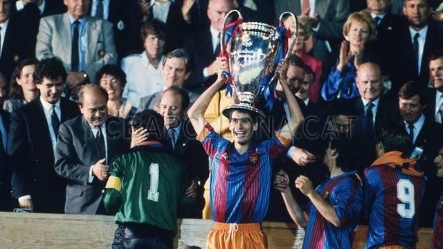 Wembley 1992: Bên chiếc cúp (phần 3)