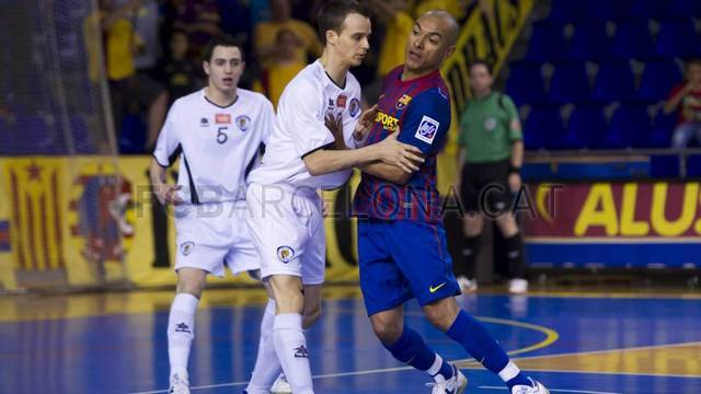 FCB Alusport - Carnicer Torrejn (5-2) / PHOTO: lex Caparrs - FCB