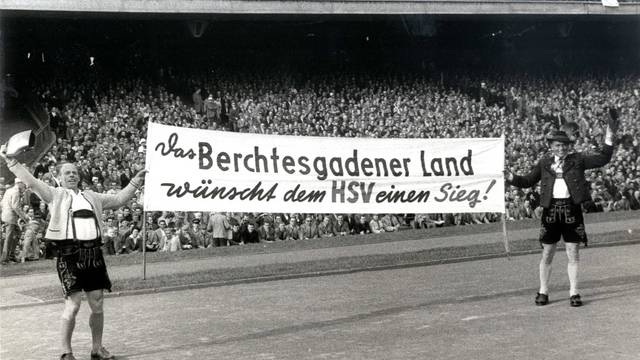Wolksparkstadion 1961. PHOTO ARXIU FCB.
