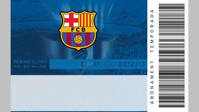 Abonament Camp Nou