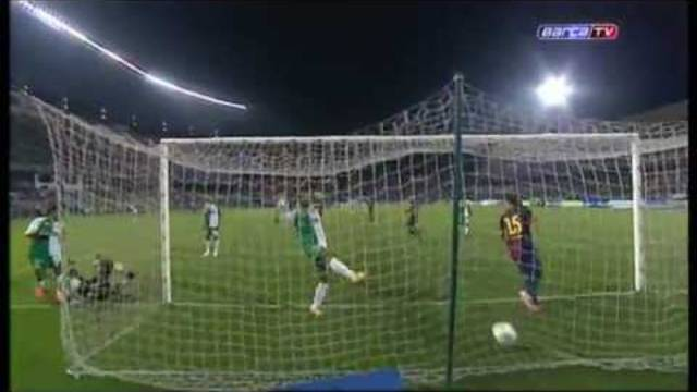 Resumen Raja Club Athletic - Barça