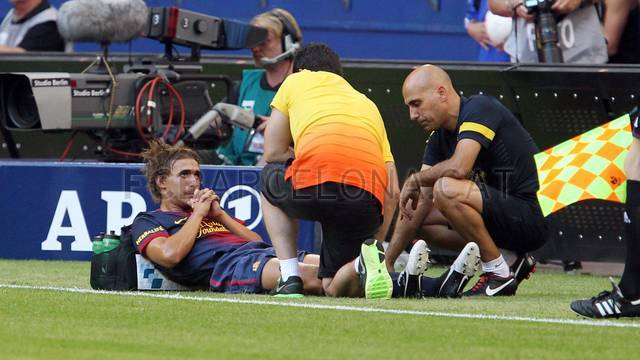 Marc Muniesa  / PHOTO: MIGUEL RUIZ - FCB