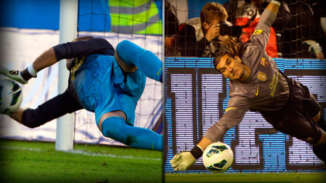 Valdés and Pinto / PHOTOS: MIGUEL RUIZ - FCB