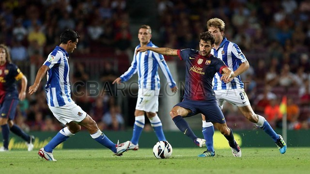 FCB - Real Sociedad /PHOTO: MIGUEL RUIZ-FCB
