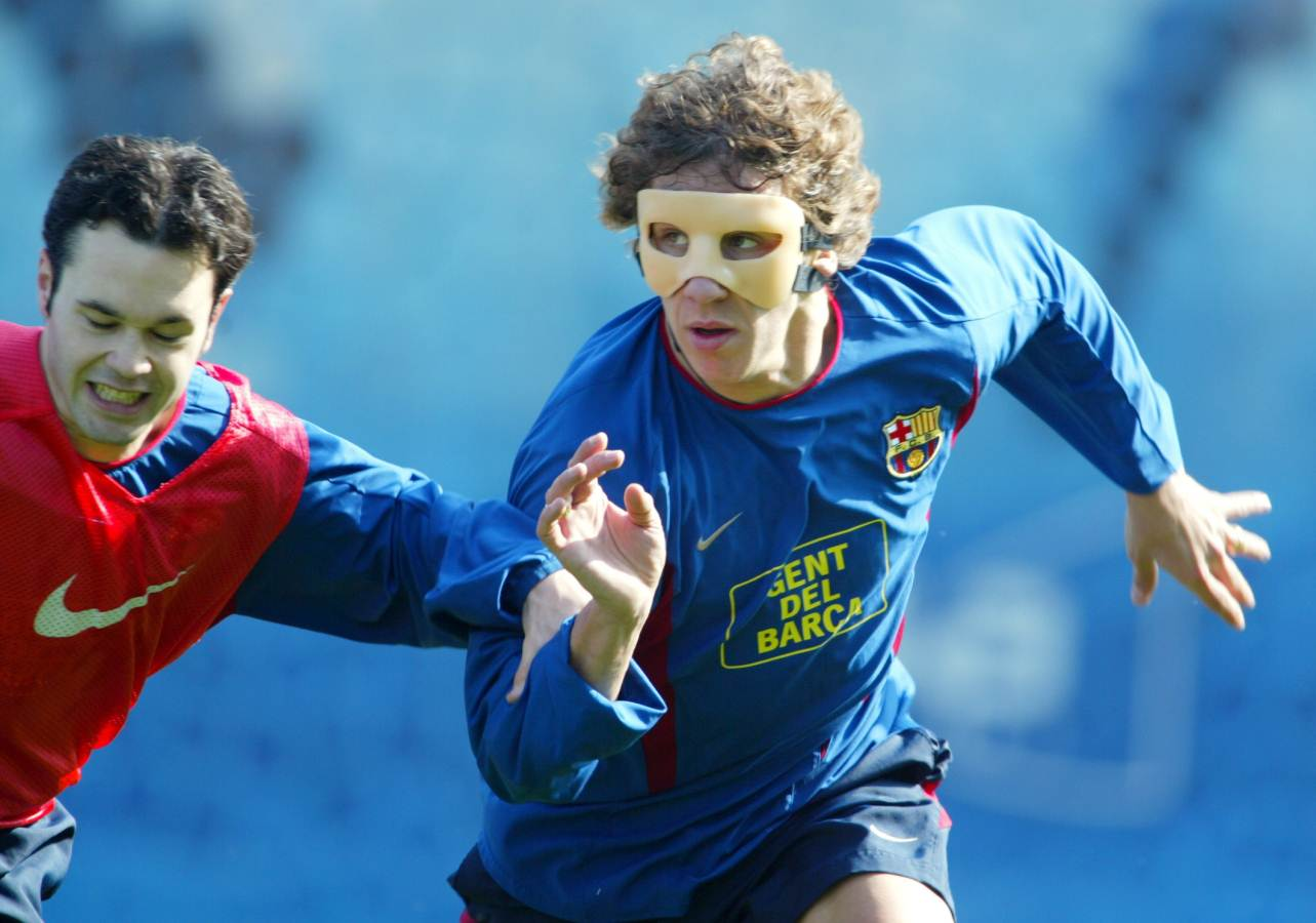 Everything you need to know about Carles Puyol
