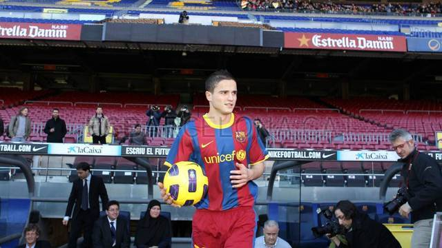 Afellay's career at FC Barcelona / PHOTO: FILE - FCB