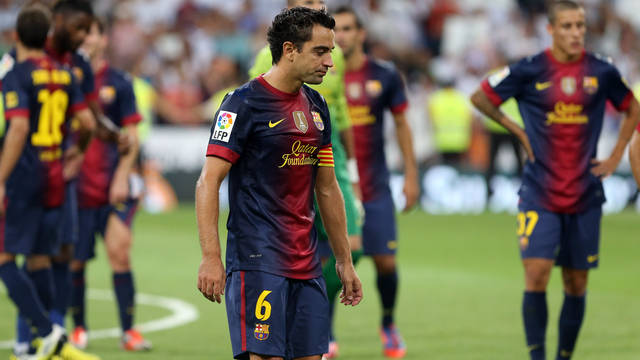 Xavi / PHOTO: MIGUEL RUIZ / FCB