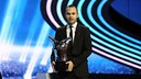 FC Barcelona - Iniesta, mejor jugador de Europa