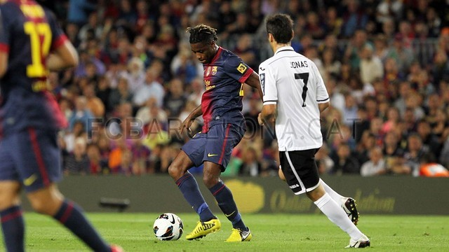 FCB - Valencia (1-0) / PHOTO: MIGUEL RUIZ - FCB