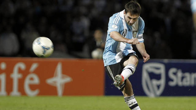 Messi / PHOTO: www.ole.com.ar