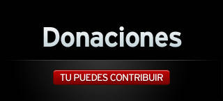 Donaciones. Tu puedes contribuir