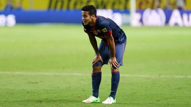 Thiago / PHOTO: MIGUEL RUIZ - FCB