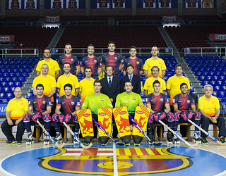 Foto oficial FCB temporada 2012-13 / FOTO - FCB 