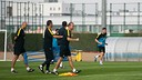 Training session 10/10/2012