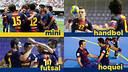 Seccions Barça