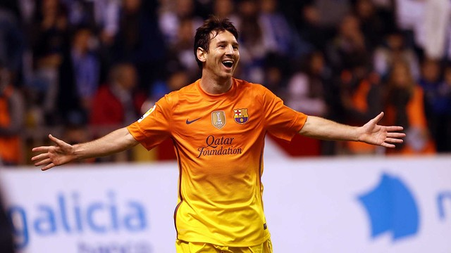 Leo Messi / PHOTO: MIGUEL RUIZ - FCB