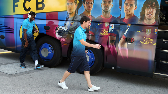 Leo Messi / PHOTO: ARCHIVE FCB