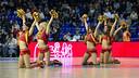 Cheerleaders 2012/13 FOTO: FCB