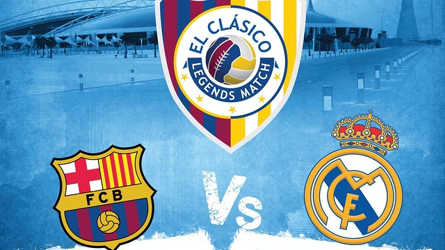 El Clàssic Legends Match, un partit per reviure moments únics.