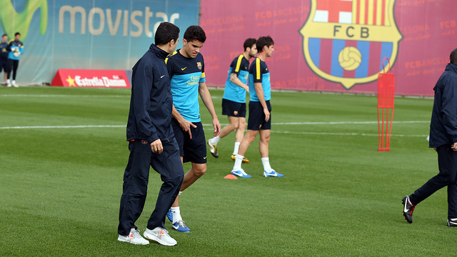 Marc Bartra / PHOTO: MIGUEL RUIZ - FCB