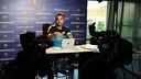 Terrassa's footballer Xavi Hernández will answer the best questions on Thursday / PHOTO: MIGUEL RUIZ-FCB