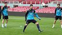 David Villa / PHOTO: MIGUEL RUIZ-FCB.