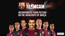 FCB Team Cam