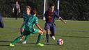 Els jugadors del planter són els protagonistes d'aquesta tria / FOTO: ARXIU FCB