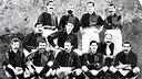 FC Barcelona team in 1901