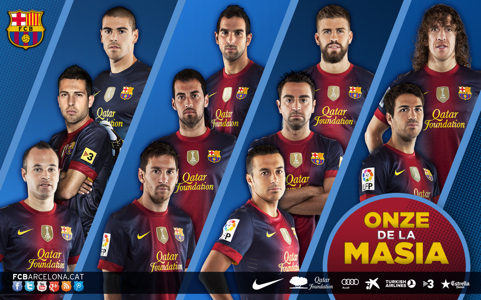 Fc Barcelona Screensaver