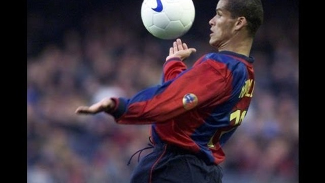 'Jugadors de Llegenda': Rivaldo (1a part)
