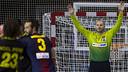 Saric pot guanyar un nou títol amb el Barça / FOTO:Arxiu-FCB