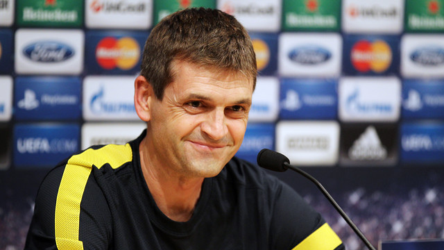 Tito Vilanova / PHOTO: ARCHIVE FCB