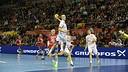Rocas / PHOTO: J.L.Recio-HandballSpain2013