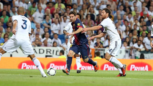 Messi Madrid - FCB Supercopa d'Espanya / FOTO: MIGUEL RUIZ - FCB